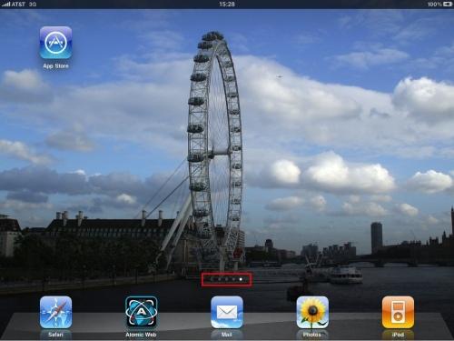 Last Icon Screen.