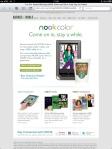 Barnes & Noble - Nook Color class.