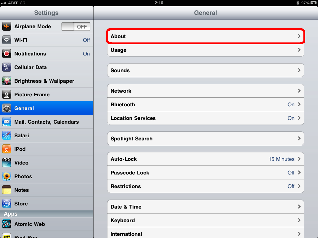 how to find word in iphone
