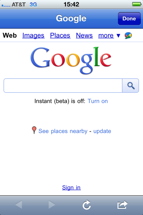 Google. You are now free to do anything.