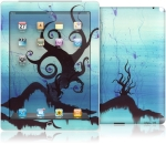 Gelaskins iPad 2 skin design by Lawrence Yang.