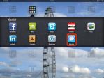 Echofon icon.