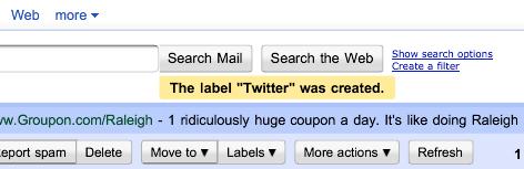 create folders in gmail on iphone