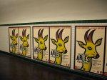 Photo taken in Paris Metro.