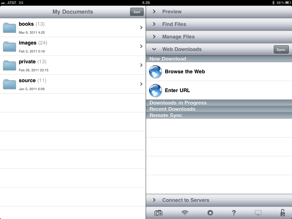 Three ways to view web page source on the iPad & iPhone