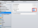 Useful on both iPad & iPhone.