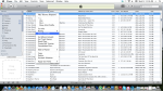 Show track in Finder.