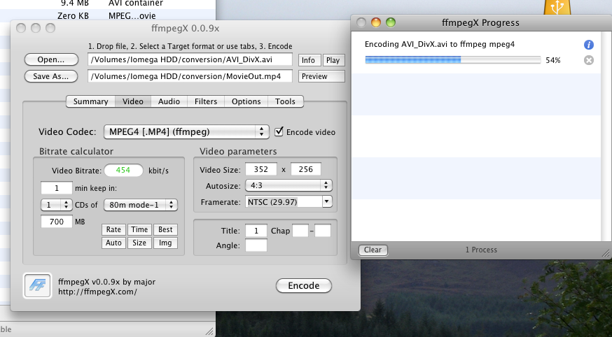 how to play mp4 files on iphone