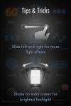 iHandy Flashlight Free tipscreen.