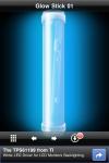 Glow stick.