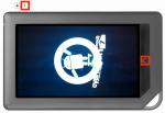 "Nook Buttons to display ""Recent"" menu."