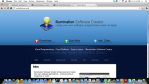 Illumination Software Creator web page.