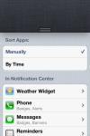 Take a screenshot whilst in settings.
