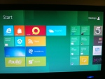 Windows 8 Metro interface.