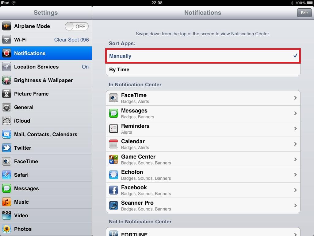 ios notifications badge app icon