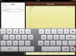 Keyboard begins to separate...