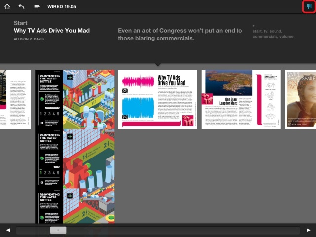 Wired Mag | Using The Wired Magazine App On The Ipad Glasskeys Com